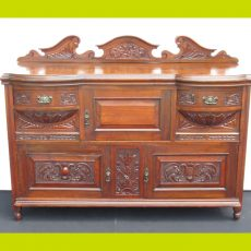 Sideboards, chiffoniers, dressers and credenzas